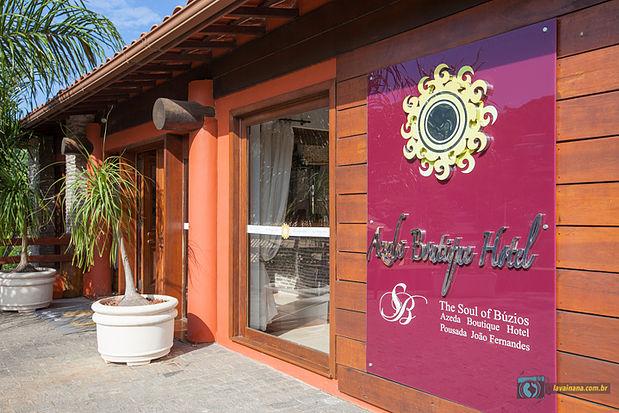 Hospedagem em Búzios Azeda Boutique Hotel