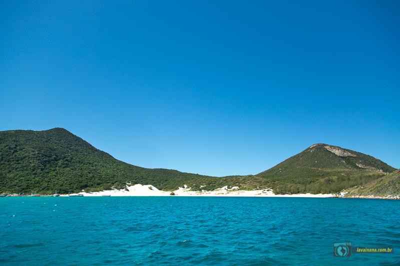 Praia Farol Arraial do Cabo