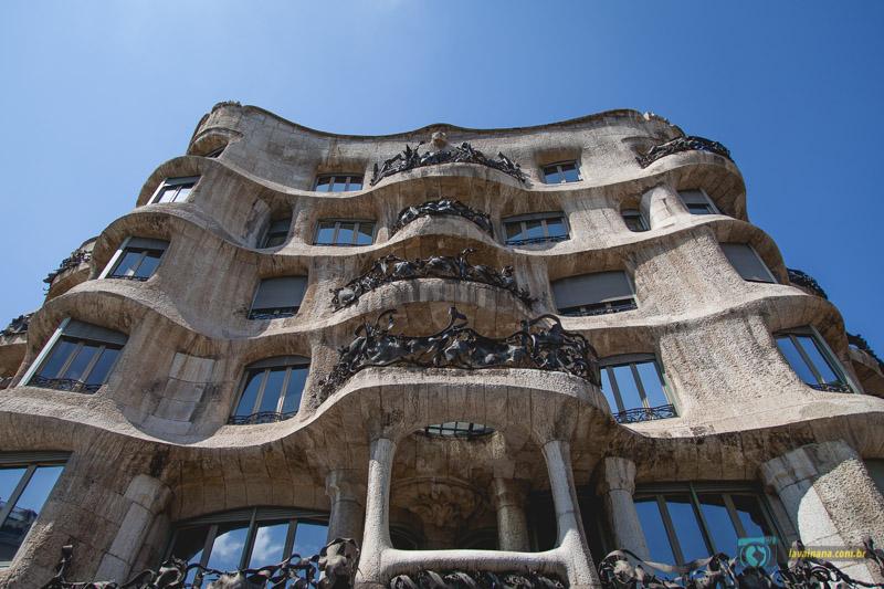o que fazer em Barcelona - Gaudí