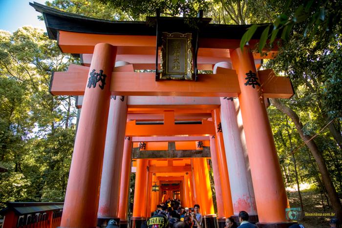 Templo Fushimi Inari, Quioto