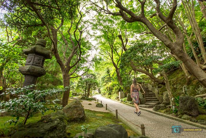 Kamakura, Templo Hokokuji