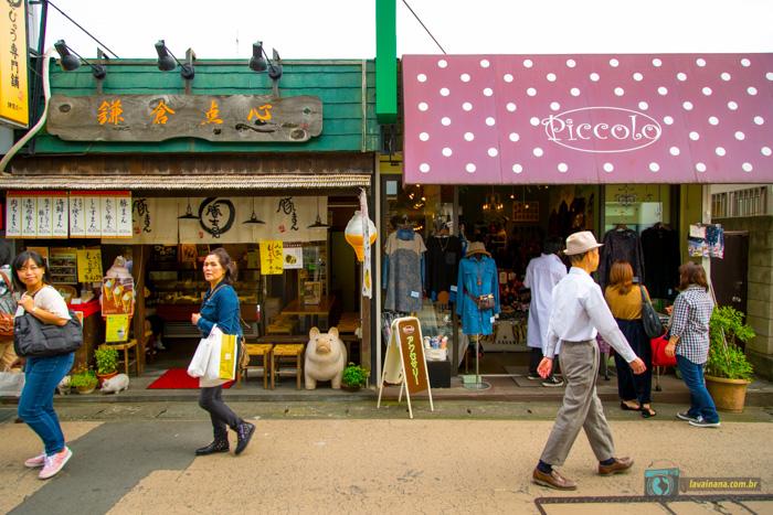 Kamakura - Komachi Street
