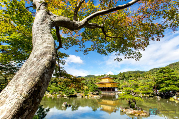Kinkaku-ji, Templo Dourado