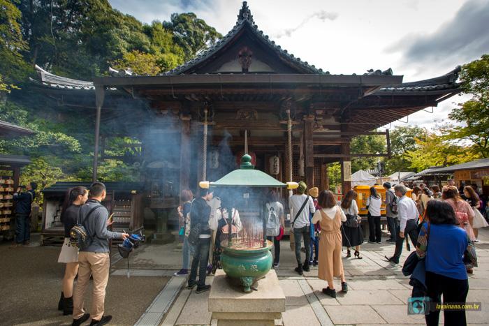 Kinkaku-ji, Templo Dourado - Quioto - Japão