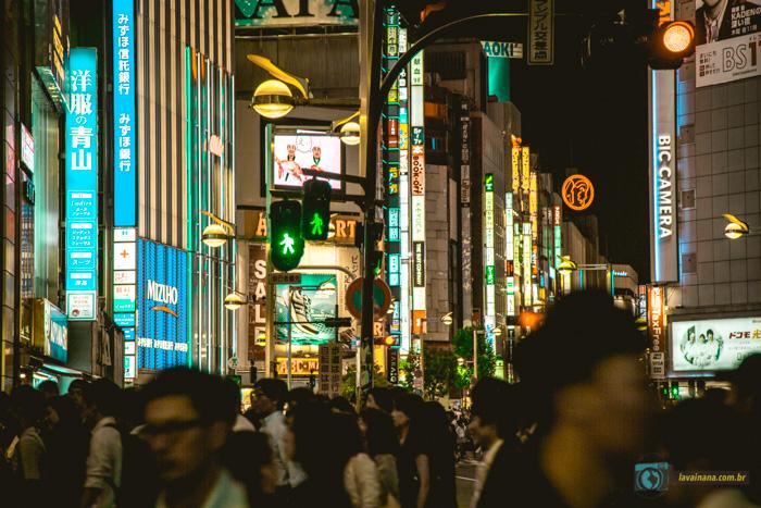 Shinjuku Tóquio Japão
