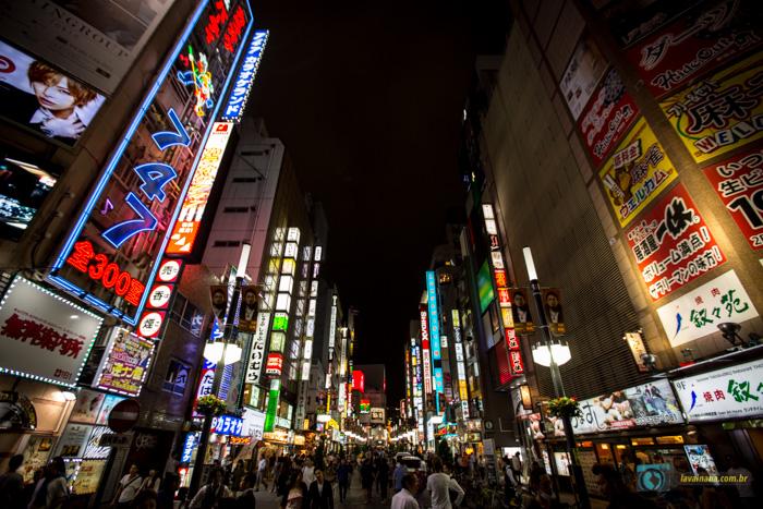 Shinjuku - Tóquio - Japão