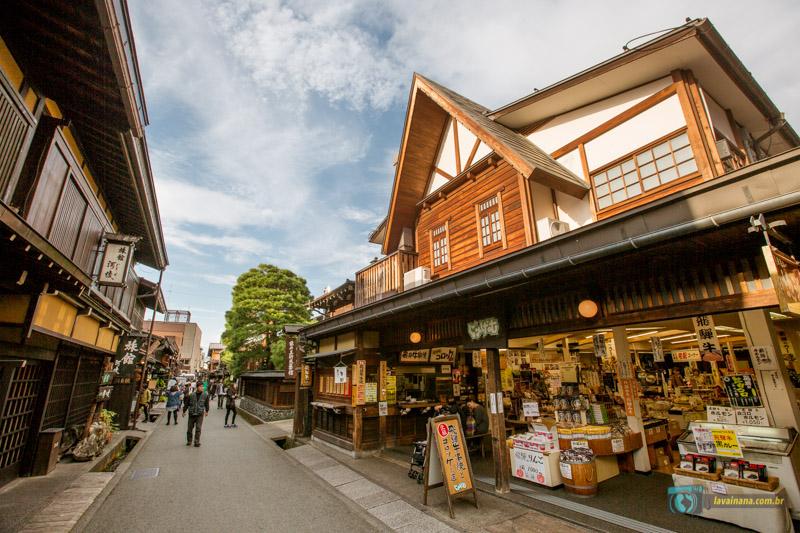 Takayama Japão