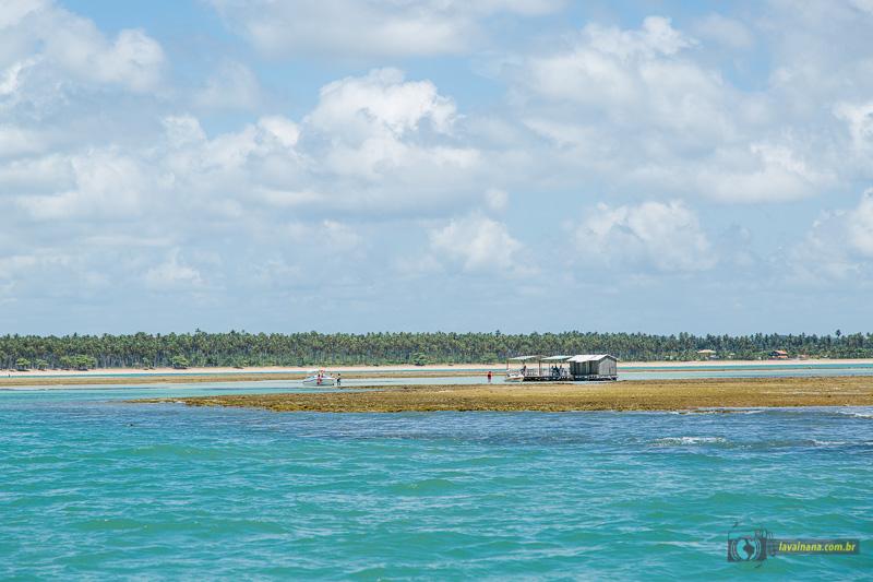 Passeio de Morro de SP para Boipeba - Gurapuá - Bahia