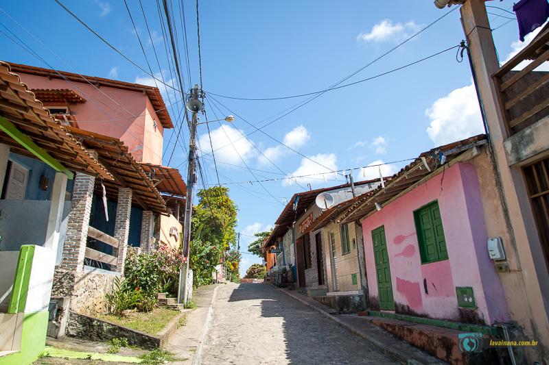 Passeio em Morro de SP para Boipeba - Bahia