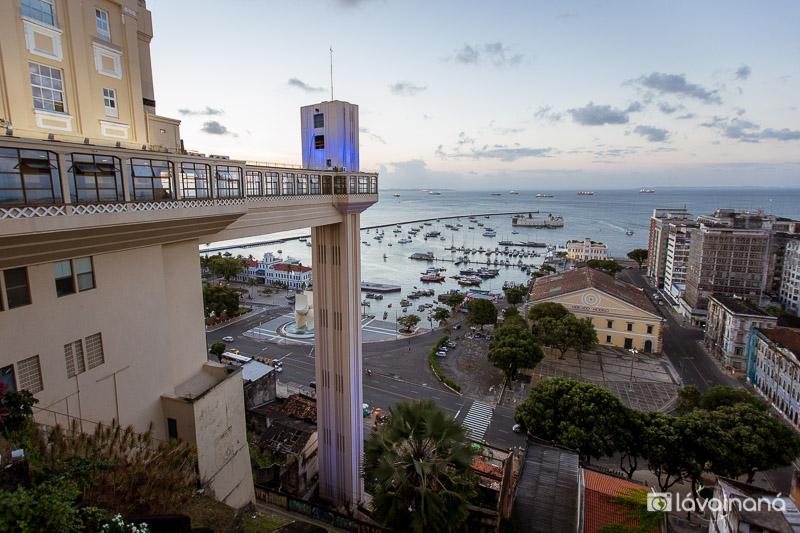 o que fazer em Salvador, Bahia - Elevador Lacerda