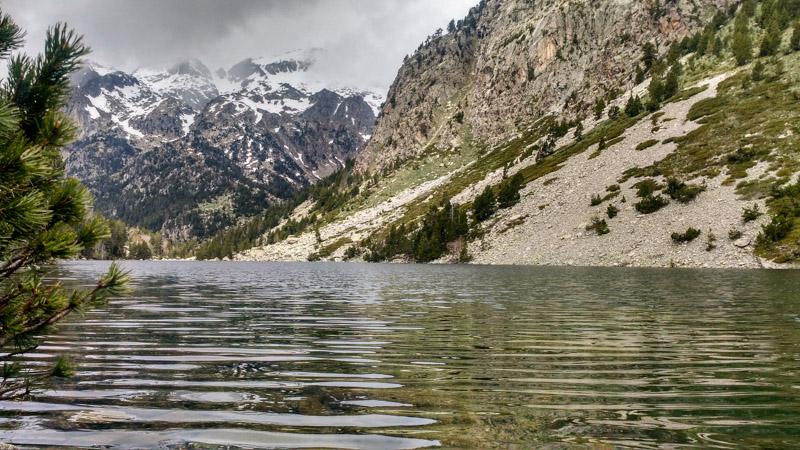 Pirineus, Espanha