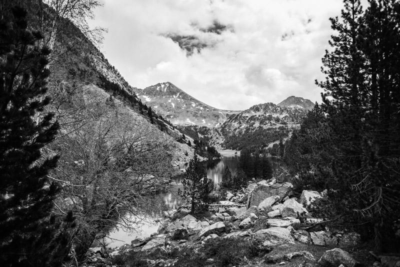 Parc Aiguestortes, Pirineus, Espanha
