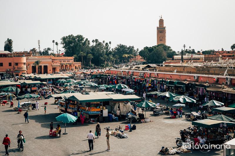 Praça Jemaa El-Fna
