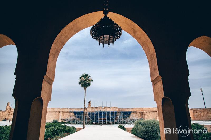 Palácio El Badi - Marrakech - Marrocos