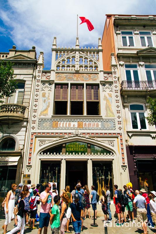 Livraria Lello, o que fazer no Porto, Portugal