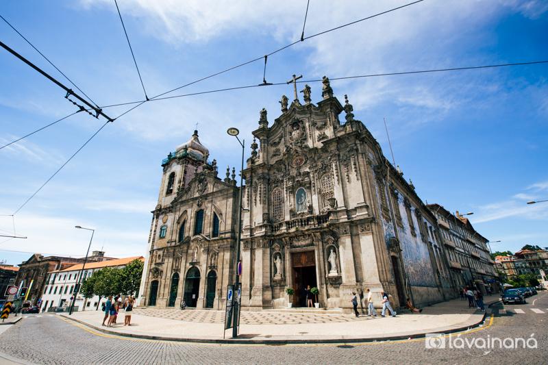 Igreja do Carmo - o que fazer no Porto