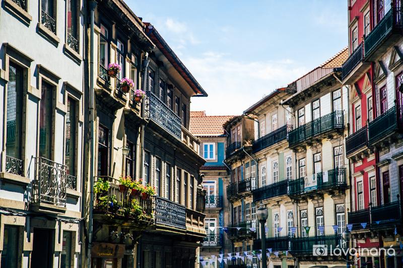 Rua das Flores, o que fazer no Porto, Portugal