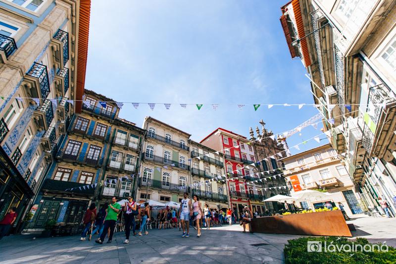 Largo São Domingos, o que fazer no Porto, Portugal