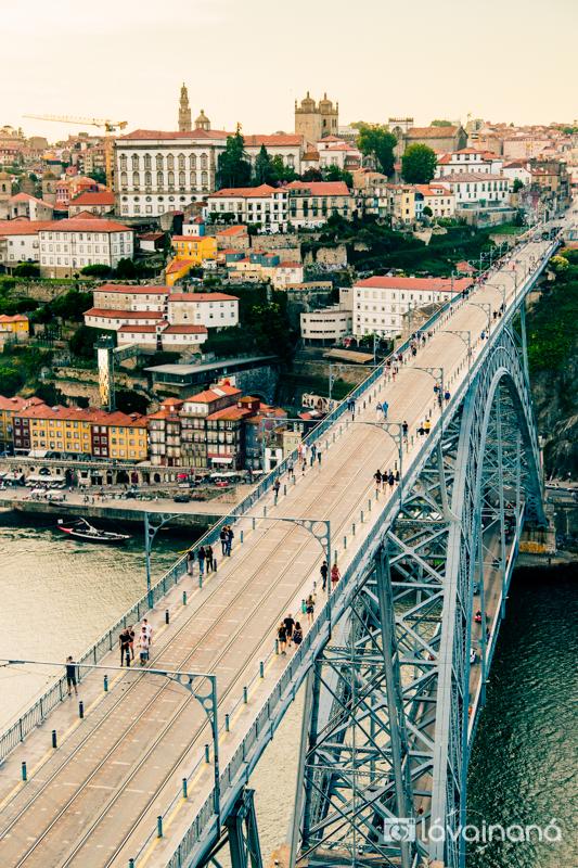 Ponte Dom Luiz, o que fazer no Porto, Portugal