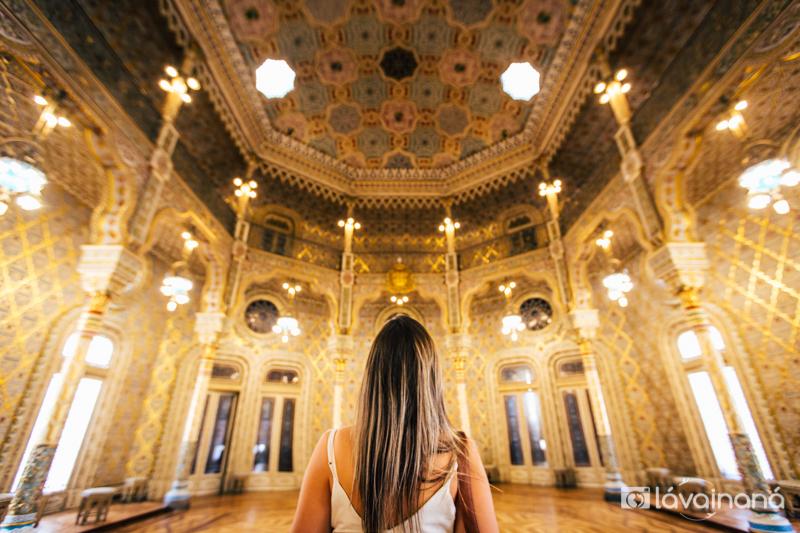 Palácio da Bolsa, o que fazer no Porto, Portugal