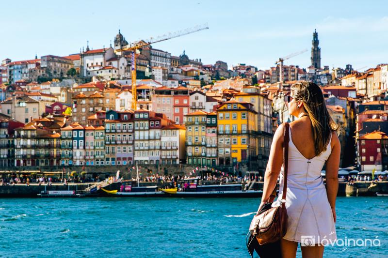 Ribeira, o que fazer no Porto, Portugal