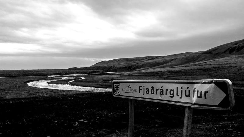 Dicas Islândia - Cânion Fjadrargljufur