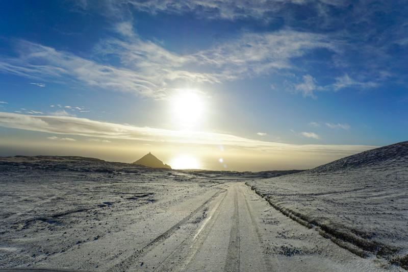 Roteiro Islândia - Parque Nacional Snaefells