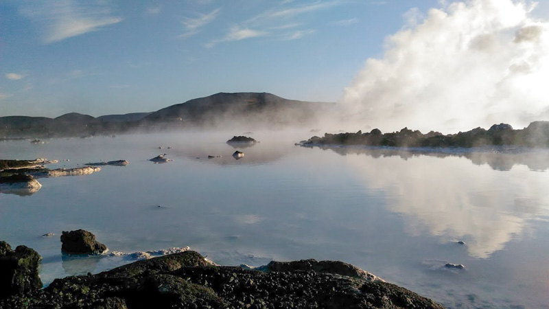 Roteiro Islândia - Blue Lagoon