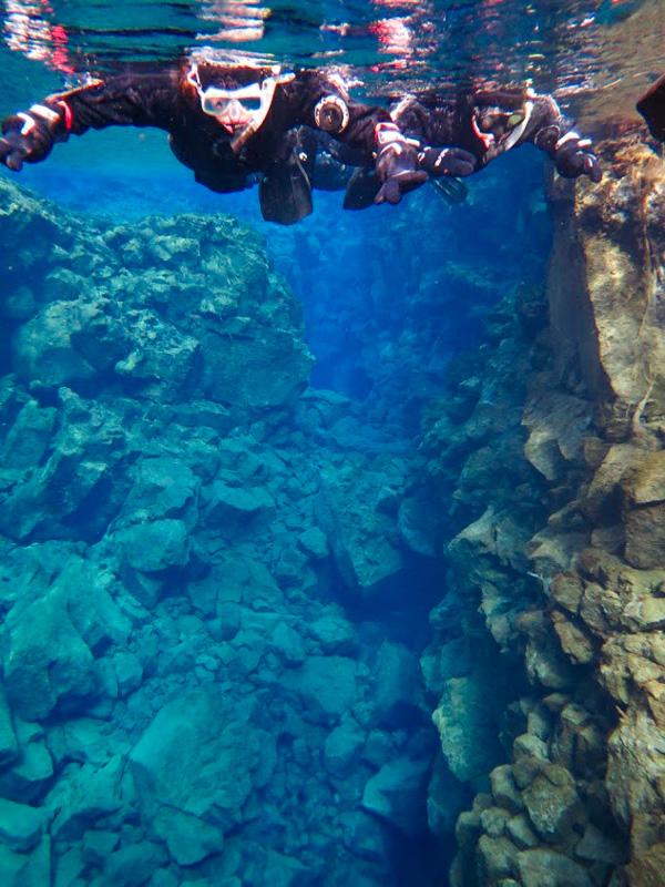 Roteiro Islândia - Silfra