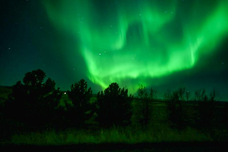 Roteiro Islândia - Aurora Boreal