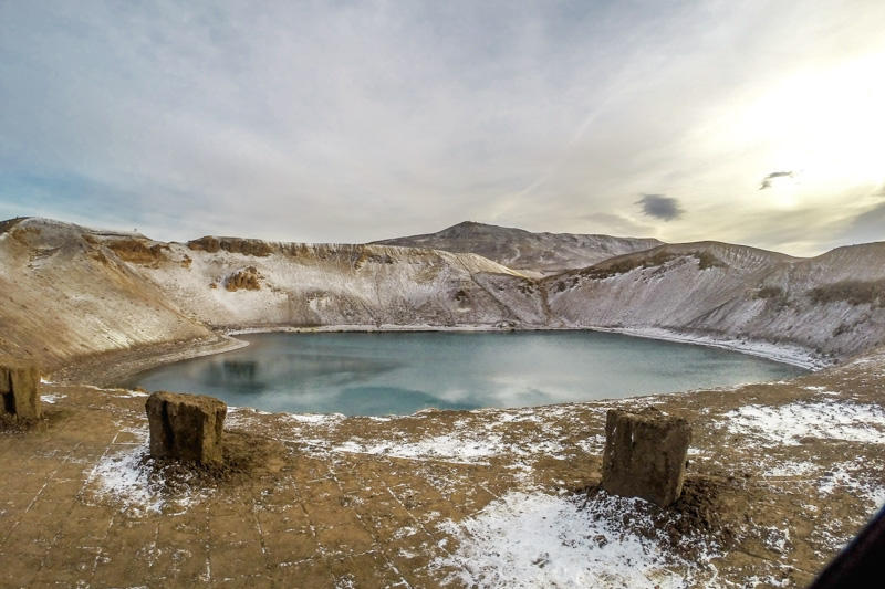 Roteiro Islândia - Lago Myvatn