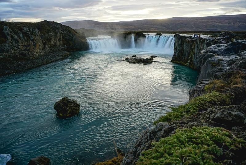 Roteiro Islândia - Godafoss