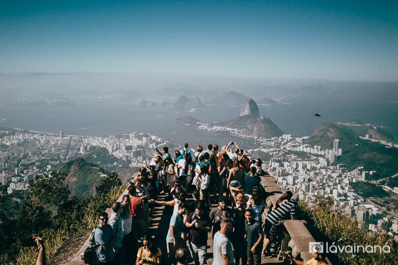 Cristo Redentor, Corcovado, Rio de Janeiro