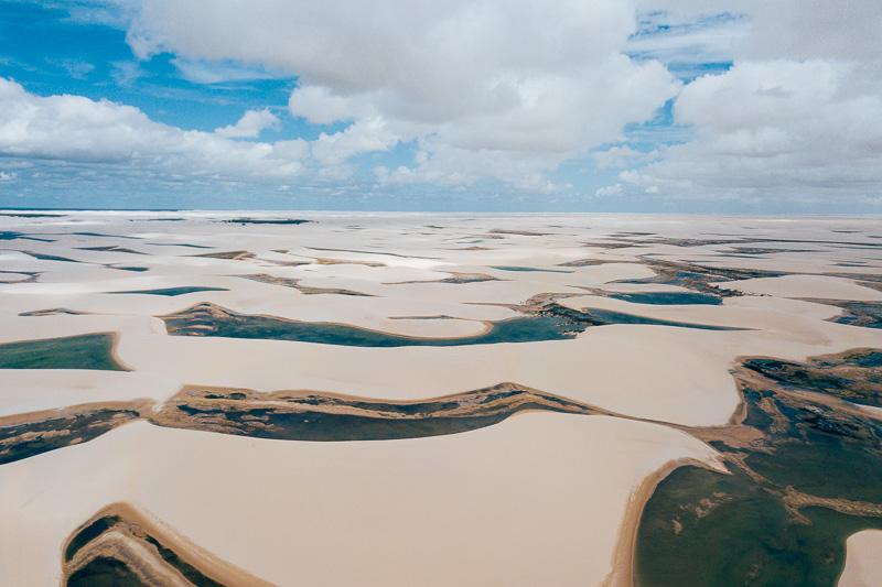 passeio nos Lençóis Maranhenses - Maranhão-Barreirinhas-Atins-7