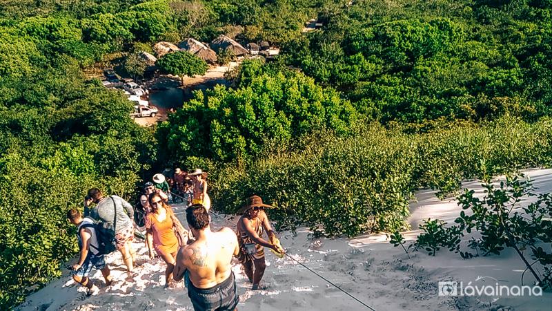 Lençóis Maranhenses - Passeio para Lagoa Bonita - Barreirinhas
